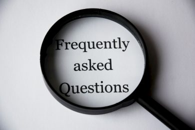 Frequently Asked Questions-FAQs