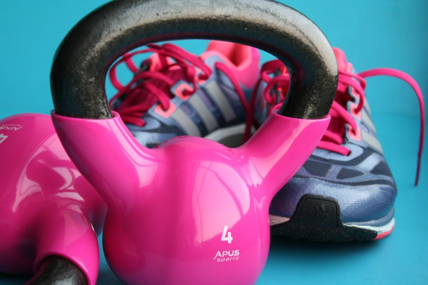 Kettlebells Shoes Physical-Therapy Exercise