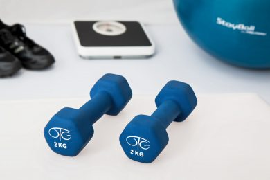 physical therapy weight-training-dumbbell-exercise-balls